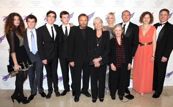 The Redgrave Family: Daisy Bevan, Ben Clark, Daniel Neeson, Michael Neeson, Franco Nero, Vanessa Redgrave, Joely Richardson, Kika Markham, Carlo Gabriel Nero, Annabel Clark, Gabriel Owen