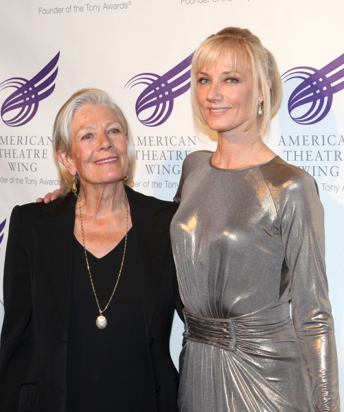 Photo Coverage: American Theatre Wing 2012 Gala Honors the Redgrave Family