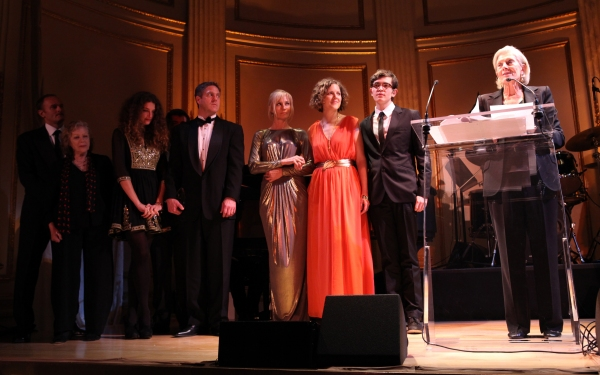 3 at American Theatre Wing 2012 Gala Honors the Redgrave Family