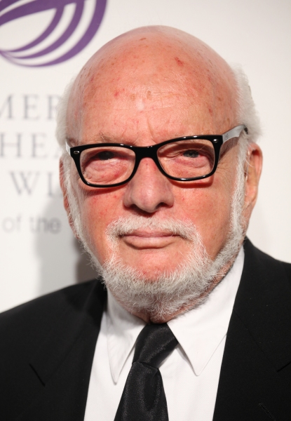Hal Prince at American Theatre Wing 2012 Gala Honors the Redgrave Family