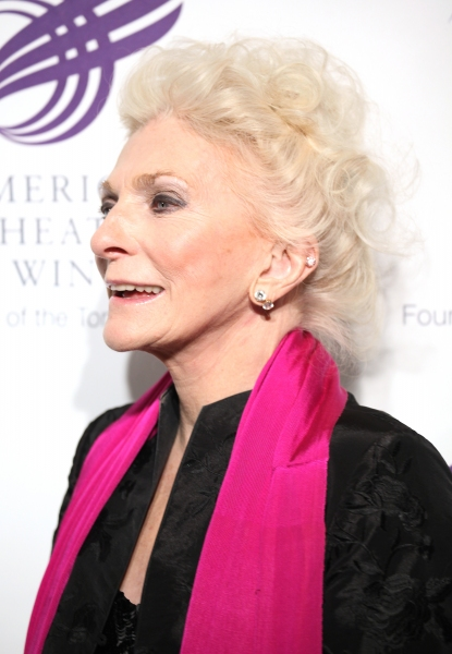 Judy Collins at American Theatre Wing 2012 Gala Honors the Redgrave Family