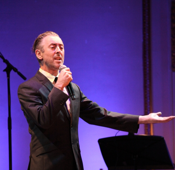 Alan Cumming at American Theatre Wing 2012 Gala Honors the Redgrave Family