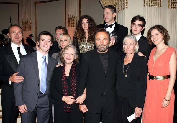 Vanessa Redgrave, Liam Neeson, Joely Richardson, Carlo Gabriel Nero,Daisy Bevan, Franco Nero, Kika Markham, Annabel Clark & Family