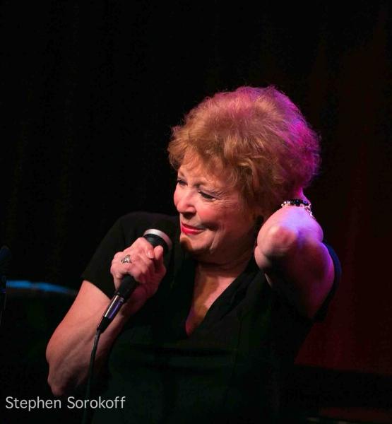 Photo Coverage: Anita Gillette Plays BROADWAY AT BIRDLAND