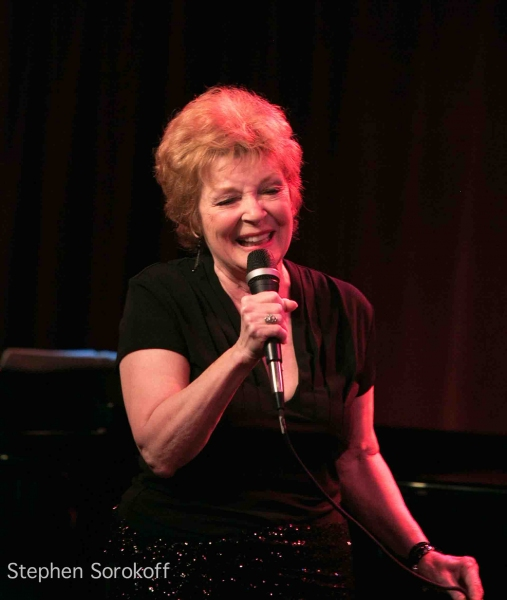 Photo Coverage: Anita Gillette Plays BROADWAY AT BIRDLAND