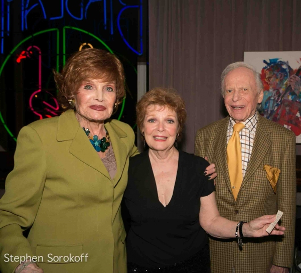 Edith Drake, Anita Gillette, Ervin Drake at Anita Gillette Plays BROADWAY AT BIRDLAND