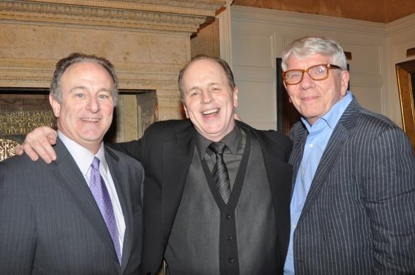 Paul Burgoyne, Sidney J. Burgoyne and Jack  W. Batman