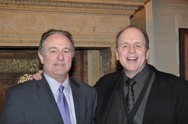 Paul Burgoyne and Sidney J. Burgoyne