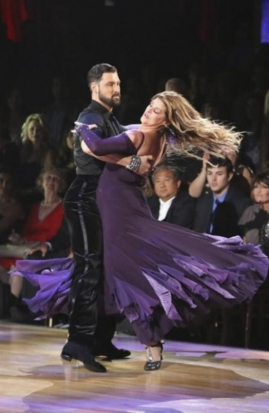Maksim Chmerkovskiy, Kirstie Alley at Season Premiere of ABC's DANCING WITH THE STARS: ALL STARS