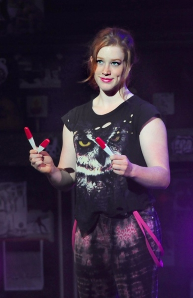 Photo Flash: Meet the New Company of the AMERICAN IDIOT Tour!