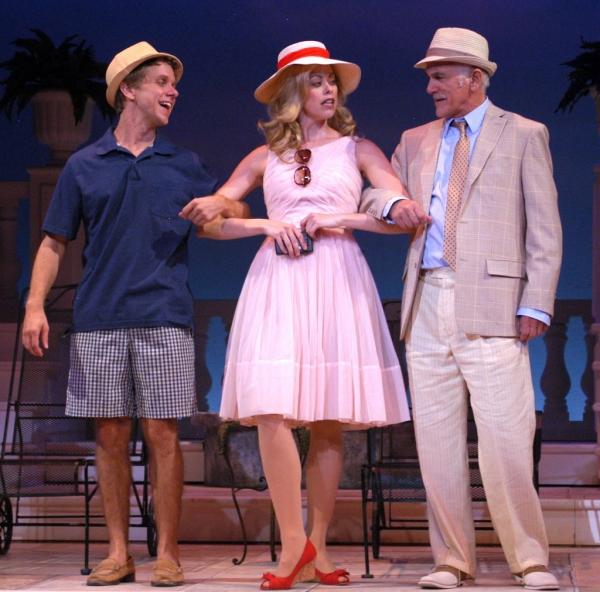 Ben Nordstrom, Laura E. Taylor and Dennis Parlato