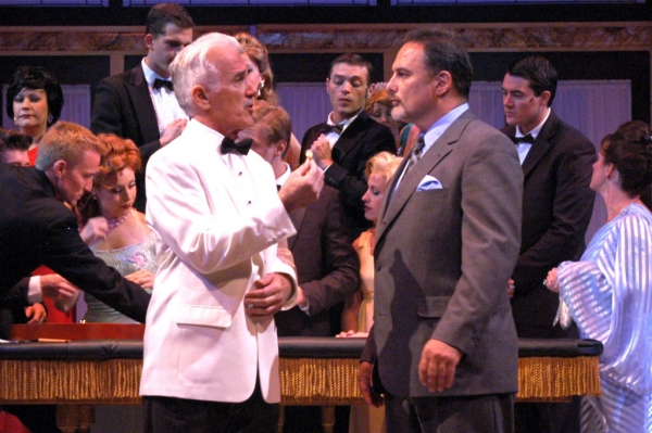 Photo Flash: First Look at Dennis Parlato, Ben Nordstrom and More in DIRTY ROTTEN SCOUNDRELS at the Arvada Center