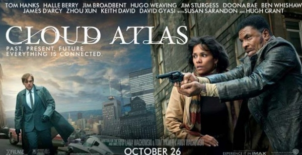 Photo Flash: New Banners for CLOUD ATLAS, Starring Tom Hanks