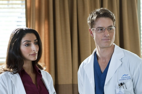 Photo Flash: First Look - Series Premiere of The CW's EMILY OWENS, M.D.