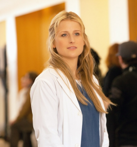 Mamie Gummer at First Look - Series Premiere of The CW's EMILY OWENS, M.D.