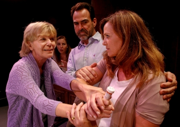 Photo Flash: First Look at Theatre Group at SBCC's AUGUST: OSAGE COUNTY