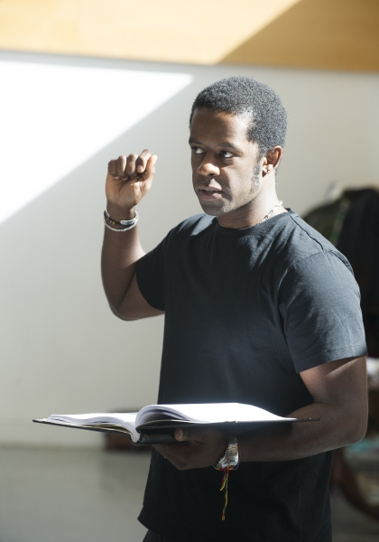 Adrian Lester (Ira Aldridge) in Red Velvet
