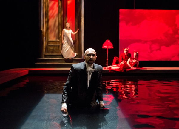 Photo Flash: First Look at Anjali Bhimani, Usman Ally and More in Lookingglass Theatre's METAMORPHOSES