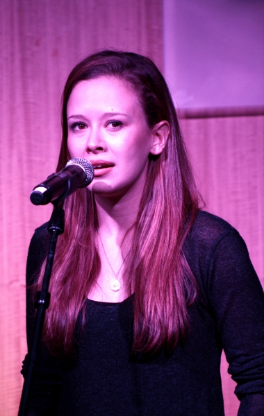 Photos: Marin Mazzie, Molly Ranson and CARRIE Cast Perform at Barnes & Noble