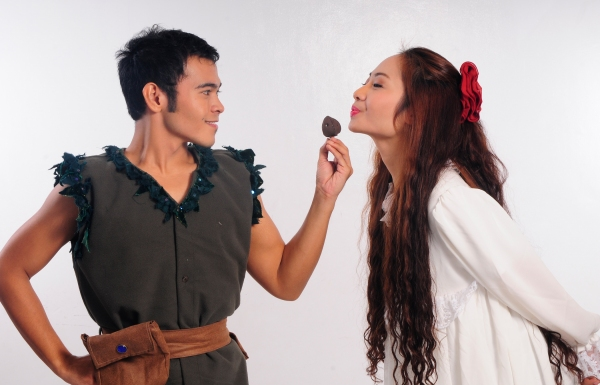 Photo Flash: Meet the Cast of Kids Acts Philippines' PETER PAN, Show Opens 9/28