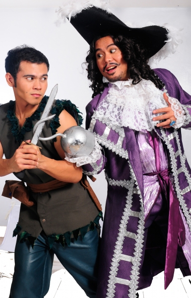 Photo Flash: Meet the Cast of Kids Acts Philippines' PETER PAN, Opening Tonight, 9/28
