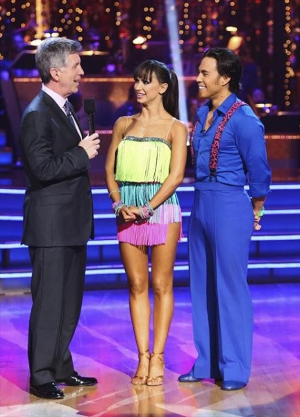 "DANCING WITH THE STARS: ALL-STARS: THE RESULTS SHOW - ""Episode 1501A"" - The live two Photo"