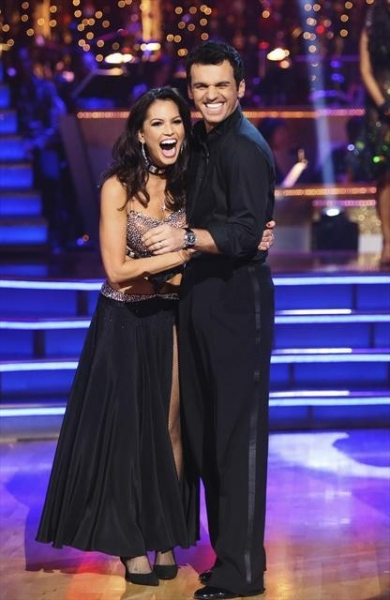 DANCING WITH THE STARS: ALL-STARS: THE RESULTS SHOW - 'Episode 1501A' - The live two-hour season premiere of 'Dancing with the Stars: All-Stars: The Results Show,' TUESDAY, SEPTEMBER 25 (8:00-10:00 p.m., ET), kicked off with live interviews with Tom and  at Dancing with the Stars First Results Show + Justin Bieber!