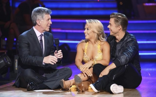 """DANCING WITH THE STARS: ALL-STARS: THE RESULTS SHOW - """"Episode 1501A"""" - The live two Photo"""