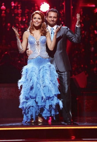 Photo Coverage: Dancing with the Stars First Results Show + Justin Bieber!