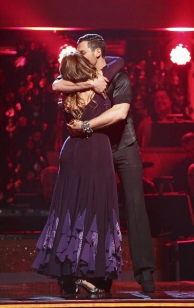 """DANCING WITH THE STARS: ALL-STARS: THE RESULTS SHOW - """"Episode 1501A"""" - Couples awaited to see who would be the first couple to be eliminated during the live two-hour season premiere of """"Dancing with the Stars: All-Stars: The Results Show,"""" TUESDAY, SEPT"""