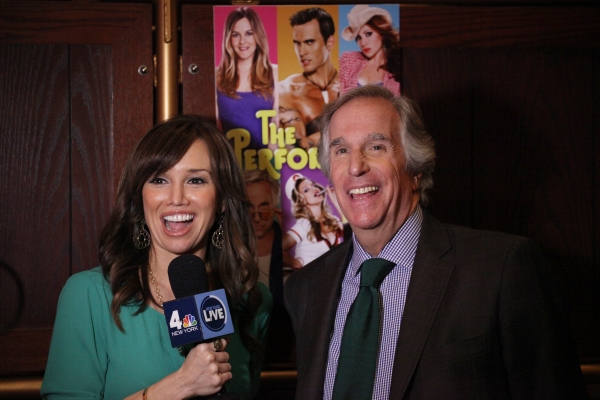 The Interviews: Journalist Sara Gore and actor Henry Winkler
