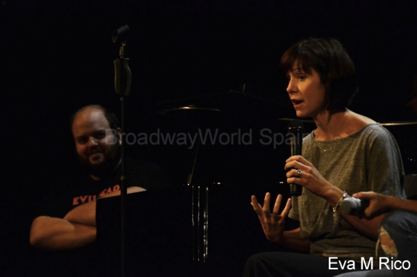 PHOTO FLASH: Broadway In Spain The Masterclass Series! Presenta a Susan Egan