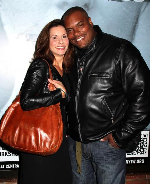 Florencia Lozano & Sean Ringgold Photo