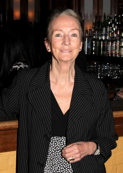Kathleen Chalfant at Inside Opening Night of NYTW's RED DOG HOWLS