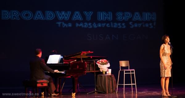 Stephen Cook y Susan Egan