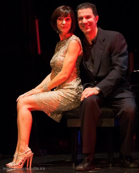 Susan Egan y Stephen Cook