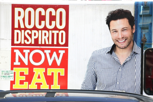 Photo Coverage: Rocco DiSpirito Vistis GOOD MORNING AMERICA
