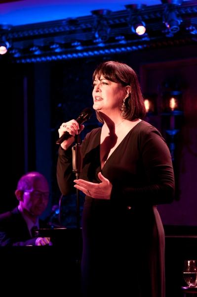 Photos: Ann Hampton Callaway Plays 54 Below!