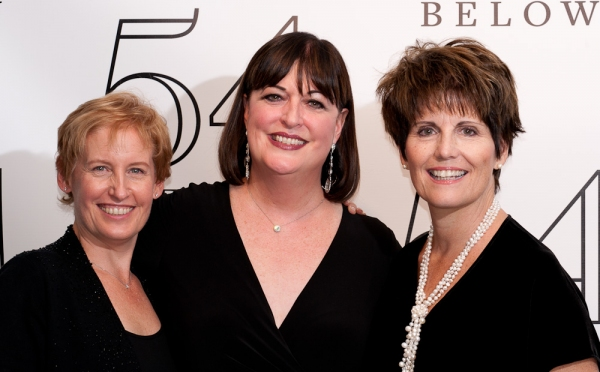 3 at Ann Hampton Callaway Plays 54 Below!