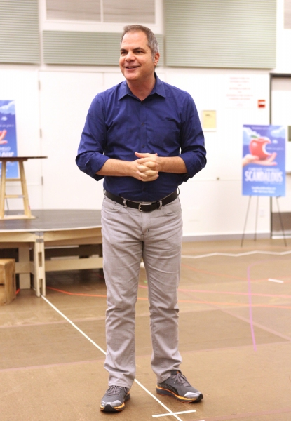 Director David Armstrong