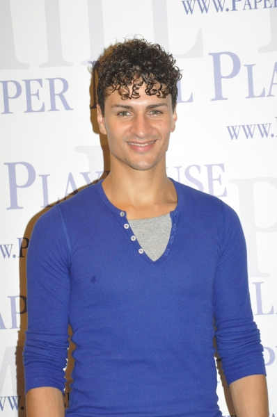 Jordan Fife Hunt at Paper Mill Playhouse's A CHORUS LINE Cast Meets the Press!