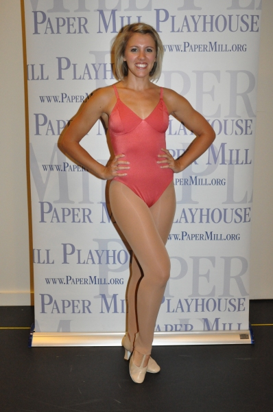 Karley Willocks at Paper Mill Playhouse's A CHORUS LINE Cast Meets the Press!