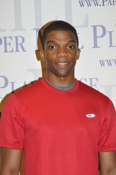 Kevin Boseman at Paper Mill Playhouse's A CHORUS LINE Cast Meets the Press!