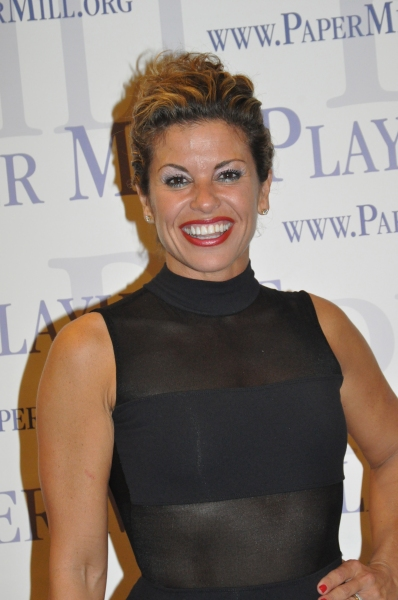 Rachelle Rak at Paper Mill Playhouse's A CHORUS LINE Cast Meets the Press!