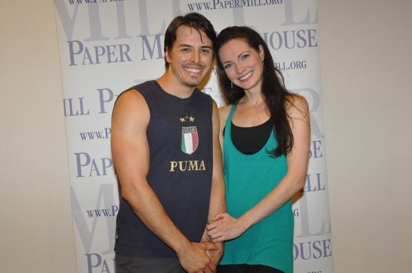 Mike Cannon and Amanda Rose