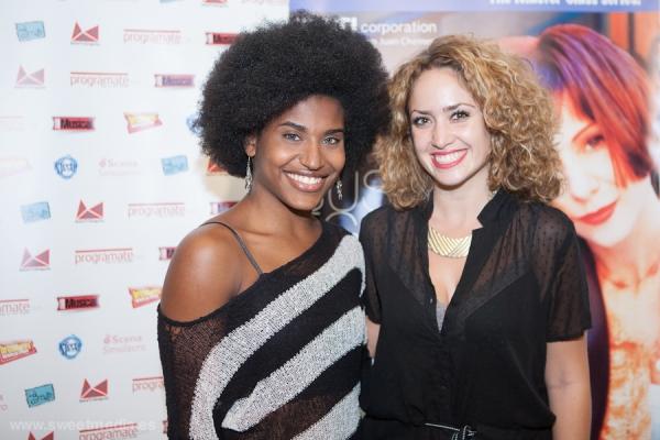 Mireia Maken y Erika Bleda Photo