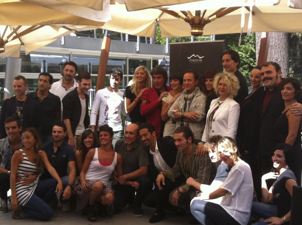Photo Coverage: W ZORRO, Press Conference