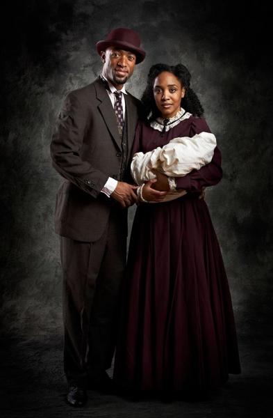 Damian Norfleet and Tia DeShazor