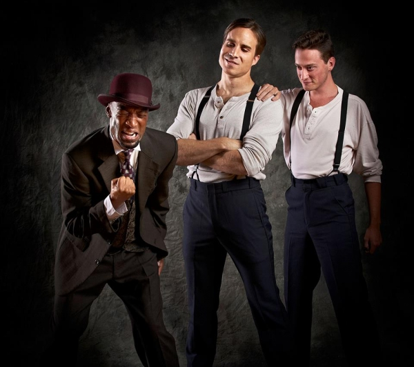 Photo Flash: First Look at Adam Shapiro, Damian Norfleet and More in Fiddlehead's RAGTIME