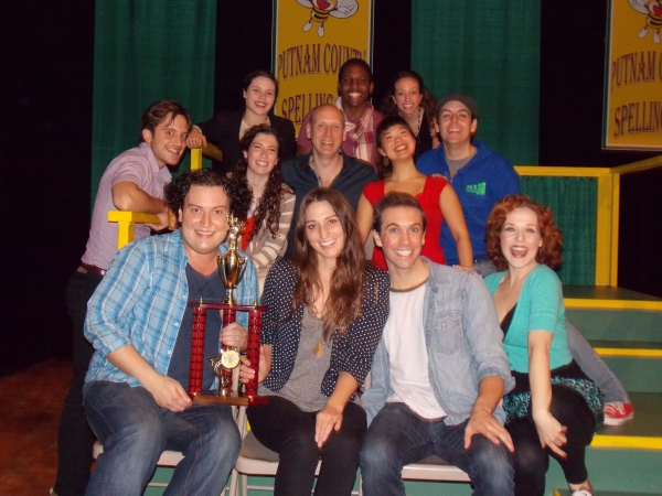 3 at Sara Bareilles with the Cast of Finger Lakes' SPELLING BEE at the Merry-Go-Round Playhouse
